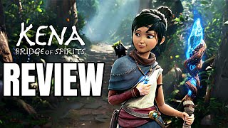 Kena: Bridge of Spirits Review - The Final Verdict (Video Game Video Review)