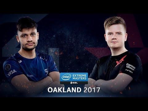 CS:GO - SK vs. Astralis [Overpass] - Group A Round 4 - IEM Oakland 2017