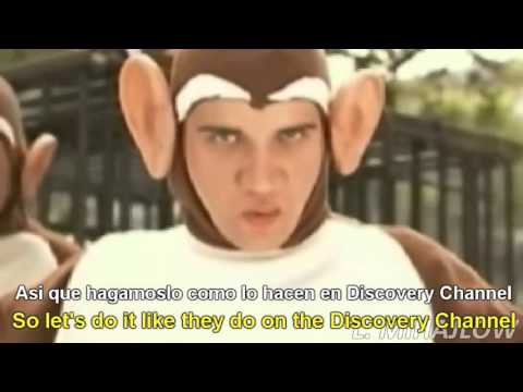Bloodhound Gang   The Bad Touch Lyrics EnglishEspañol Subtitulado