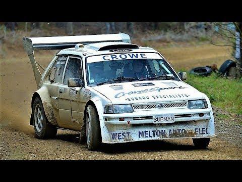 400+Hp Subaru Justy 2.5 Turbo // Mid-Engined RWD Boxer Hatchback