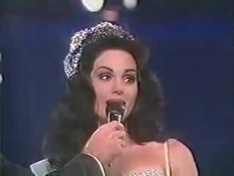 Miss Venezuela 1996 (despedida Jacqueline Aguilera)