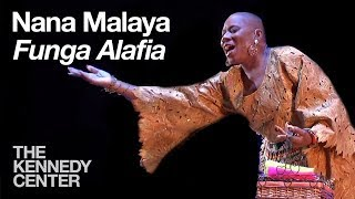 "MetroPerforms Showcase - ""Funga Alafia"" by Nana Malaya"