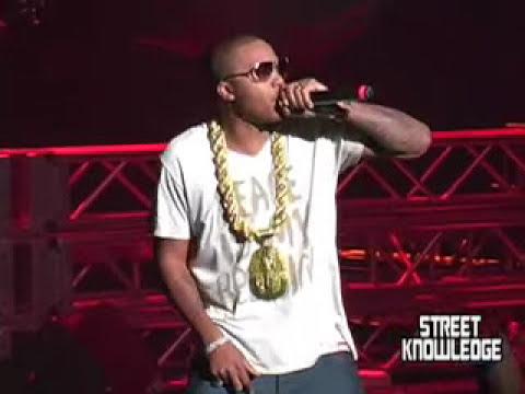 Nas & Busta Rhymes Live @ NYC's Hammerstein BallRoom [StreetKnowledge Tv]