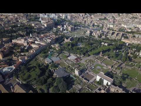 Roman Forum, Coliseum, Circus Maximus Mavic
