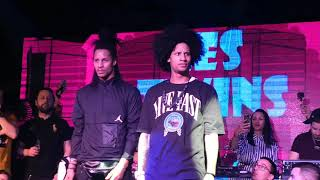LES TWINS in PM club Sofia, Bulgaria - 18.04.2019 (30 years with this motherf**ker)