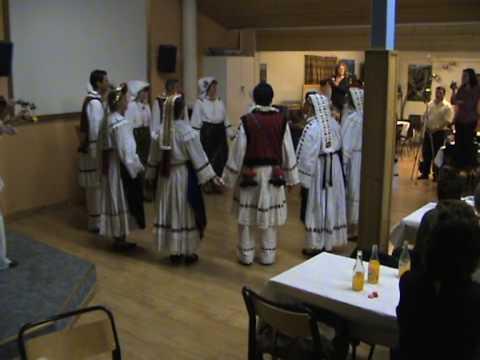 HKSD-Croatia Helsingborg - Folklorno drustvo - Valcer