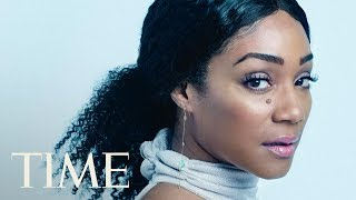 Tiffany Haddish Opens Up About The Real Reason She's Funny & How She Got Here   TIME 100   TIME