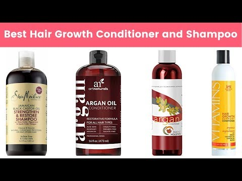 Top 10 Shampoo And Conditioner
