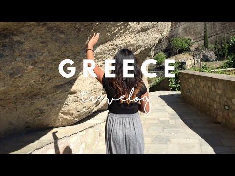Travelog: Meteora & Athens // April 21 2016