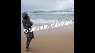 Reading & Travel Vlog | Gold Coast Camping Weekend