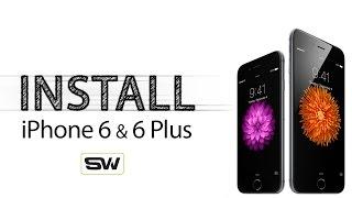 Slickwraps Apple iPhone 6, 6s, 6 Plus & 6s Plus Installation Video