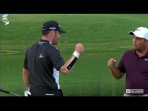 Louis Oosthuizen's Best Golf Shots 2017 PGA Championship Quail Hollow
