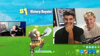Reacting to Tfue's Best Fortnite Moments.. with Tfue!