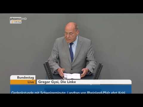 Bundestag: Debatte zum Abzug der Bundeswehr aus Incirlik vom 21.06.2017