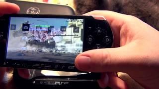 Когда тормозят игры на PSP (cut)