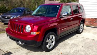 Jeep Patriot 2012 Videos