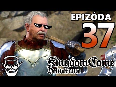 BOREK NIČITEĽ ! - Kingdom Come Deliverance / 1080p 60fps / CZ/SK Lets Play / # 37