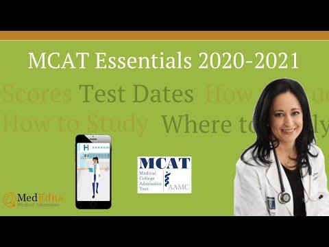 What is a Good MCAT Score? MCAT Scores 2020-2021  | MedEdits