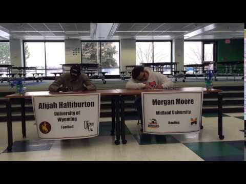 Overland Signing Day Ceremony, 2.4.16