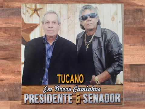 TUCANO - PRESIDENTE E SENADOR (Música Sertaneja)
