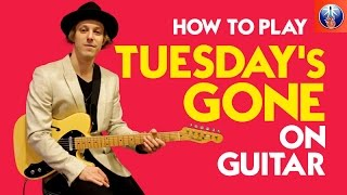 How to play la grange zz top guitar song lesson video - How to play la grange on acoustic guitar ...