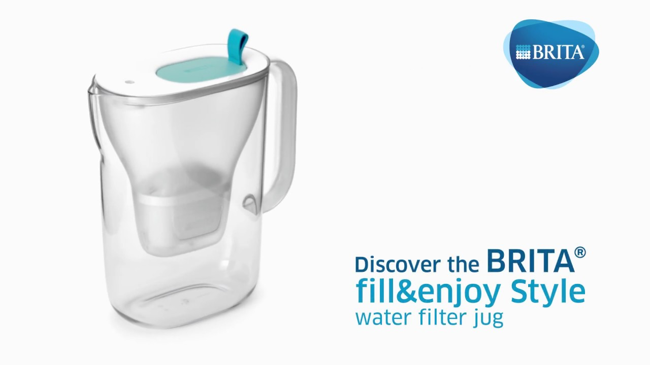 BRITA Style Water Filter Jug