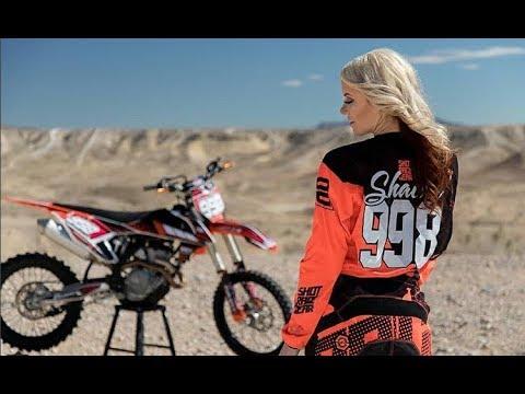 Motocross Girls Edition 2018 Youtube