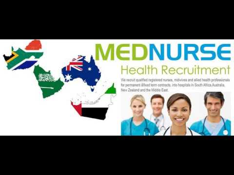 Available Nursing Vacancies in South Africa