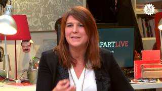 Présidentielle : entretien avec Charlotte Marchandise
