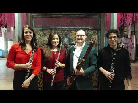 Francaix Woodwind Quartet