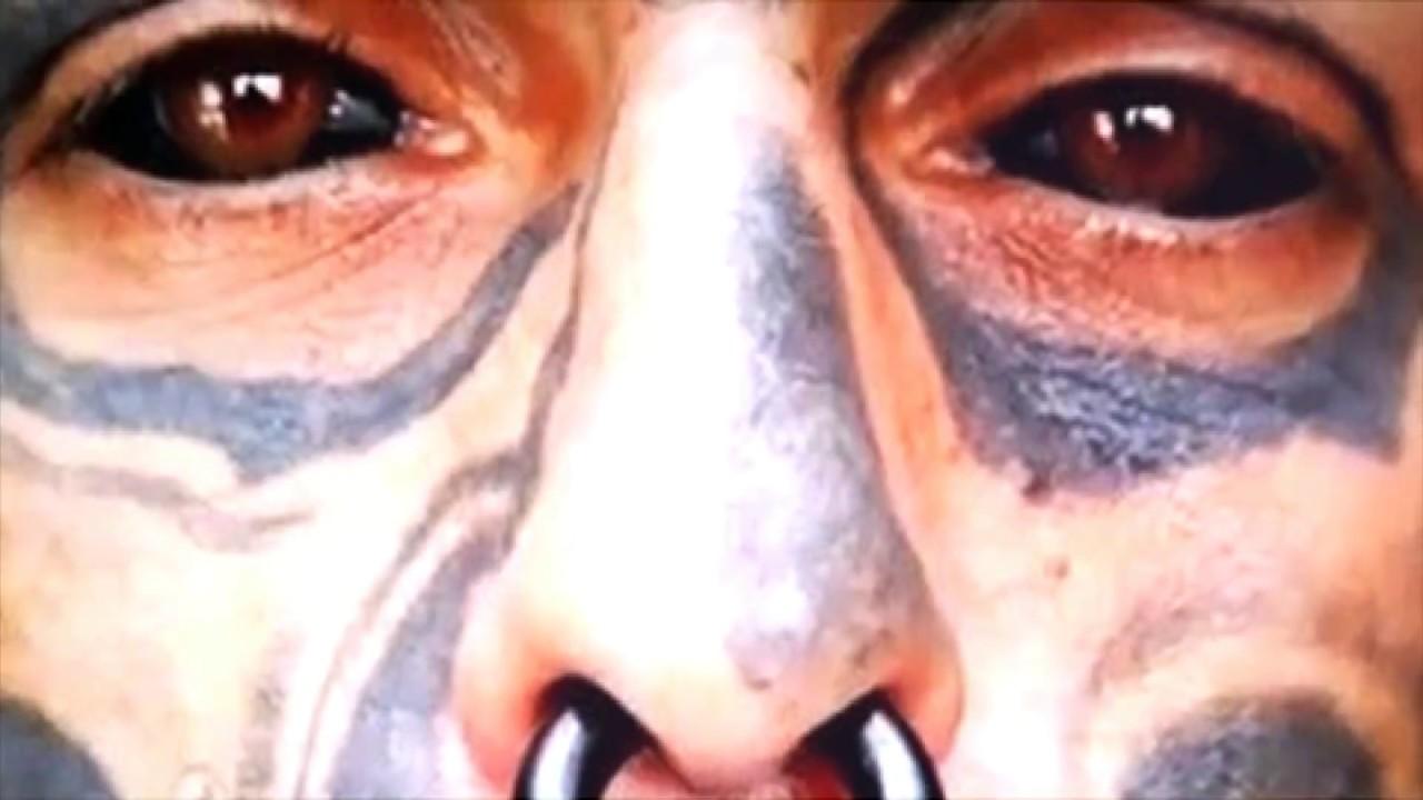 Top 10 eye tattoo in the world youtube for Eyeball tattoo pics