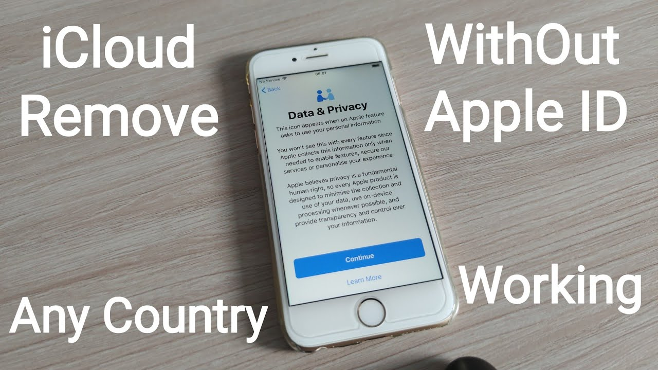 Apple ID Unlock iCloud Activation Lock All Models and iOS 4,4S,5,5C,5S,SE,6,6S,7,8,X,XR,Xs,11,11Pro