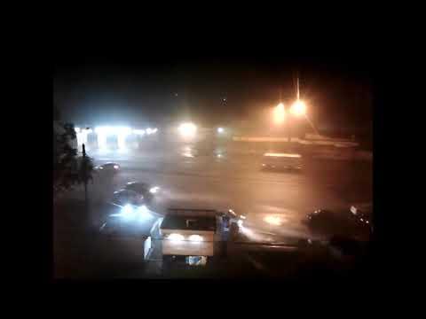 ливень в воронеже и ураганный ветер 28 метров в секунду