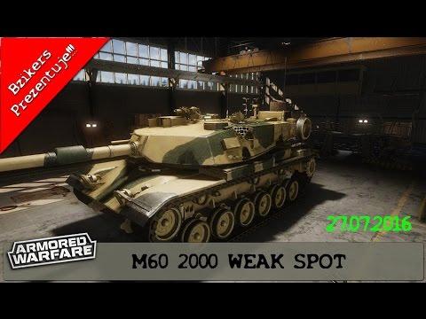 M60-2000 WEAK SPOT BZIKERS