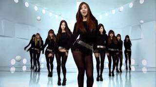 "3d version of the mv for ""run devil run"" by girls' generation. from album: generation - 2nd album (repackaged) run run."