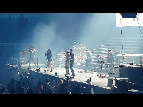 Kudai - Disfraz/Tal Vez 29/09/2017 @ Movistar Arena. Chile.