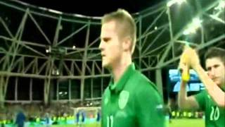 Just Believe - Ireland vs. Estonia Euro 2012 play-off promo video