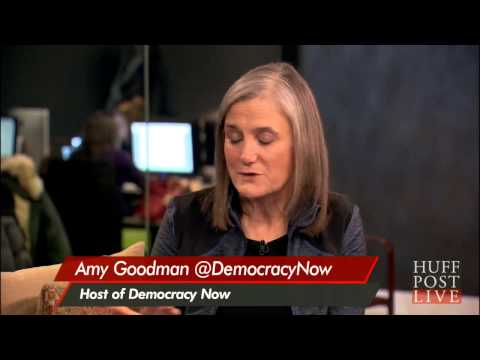 Amy Goodman: The Truth About MSNBC | HPL