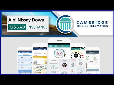 Smartphone telematics in development for Japanese auto insurance market