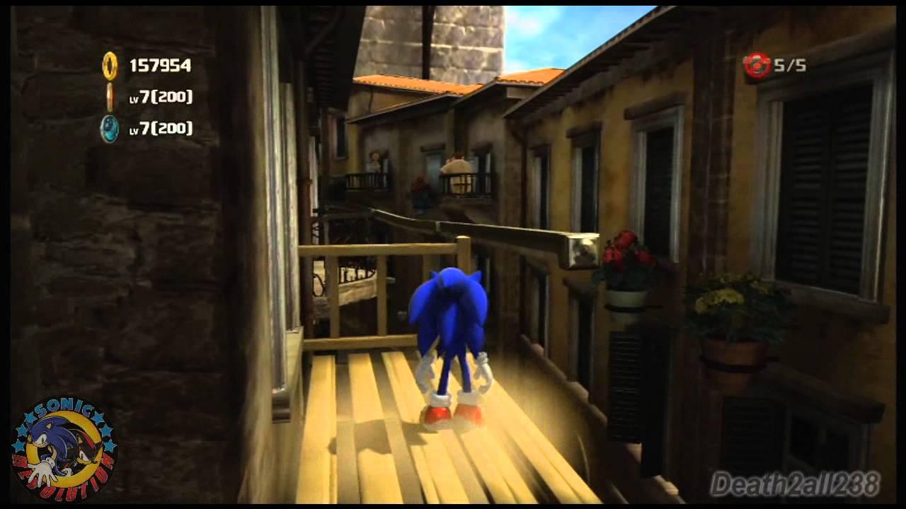Sonic Unleashed Spagonia Hub Youtube
