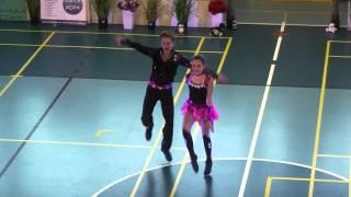 Václav Bašta & Nela Machová semifinále