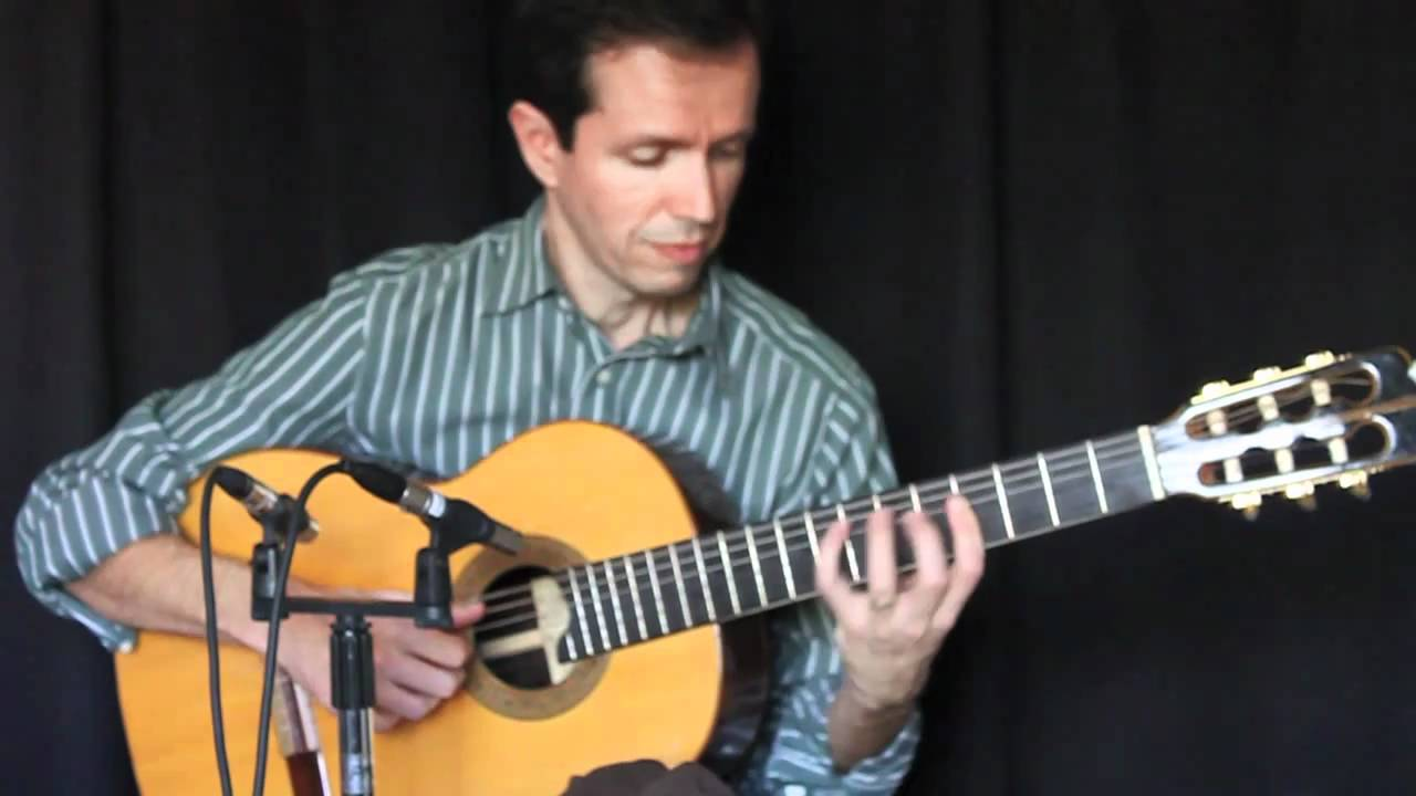 Abide With Me Solo Jazz Guitar Youtube