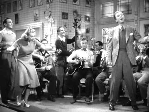 College Swing   1938   Musical  at the Hangout with The Slate Brothers