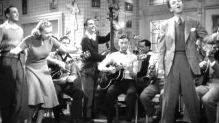 College Swing   1938   Musical scene at the Hangout with The Slate Brothers