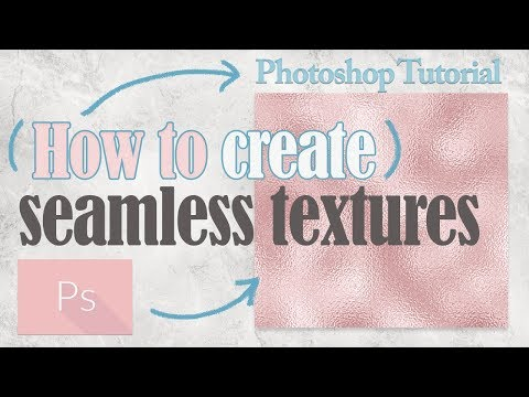 How to make patterns seamless in photoshop | Photoshop Tutorial thumbnail
