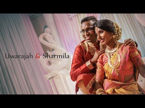 Malaysian Indian Engagement Video Highlights   Uwarajah & Sharmila    Byond Pix