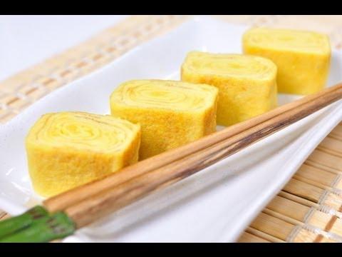ไข่ม้วนญี่ปุ่น (ไข่หวาน)