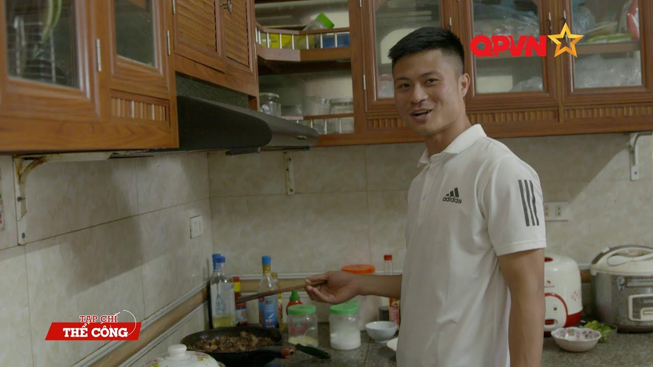 Trailer Tạp chí Thể Công số 125-Nhà vô địch V-League trổ tài nấu ăn