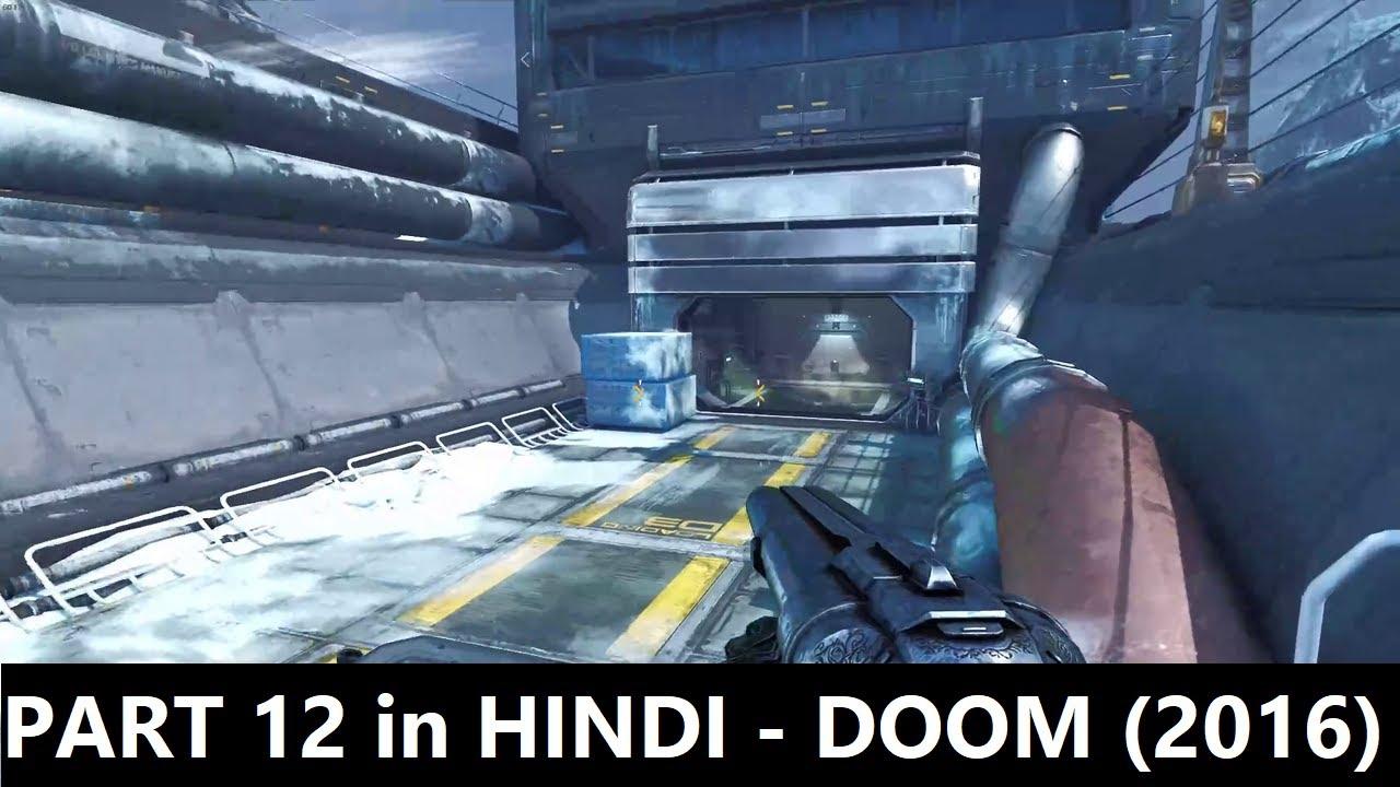 Doom 2016 Pc Gameplay Walkthrough In Hindi Part 12 Vega