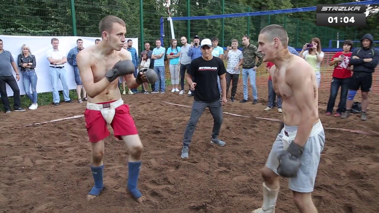 БОКСЕР против Бойца Без Правил, Парни Красавцы!!!
